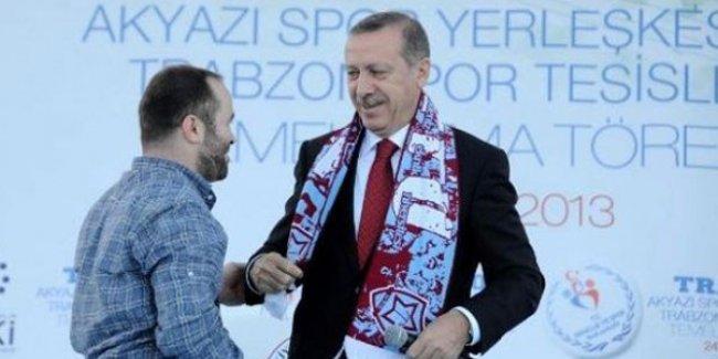 Erdoğan'a atkı takan Trabzonlu Gençler'in liderinden HDP'ye saldırı çağrısı!
