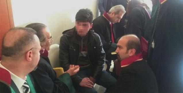 Erdoğan'a hakaretten yargılanan lise öğrencisi için 'reddi hakim' talebi