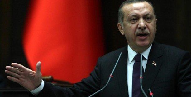 Erdoğan: ABD Türkiye'ye rağmen silah verdi