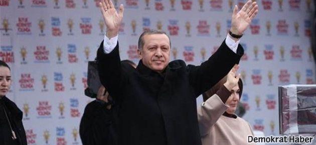 Erdoğan: Adam mı öldürdüm bir şeyler mi çaldım?