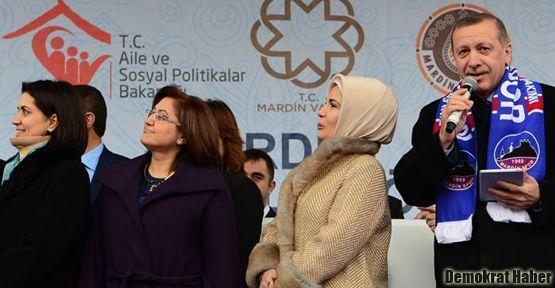 Erdoğan: Artık silahlar değil, siyaset konuşsun