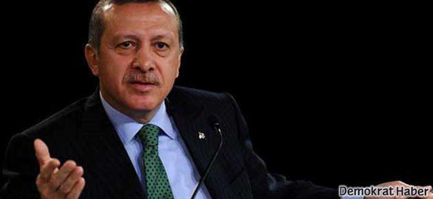 Erdoğan: Bana düşen sabretmek