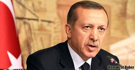 Erdoğan: BDP'ye eyvallah diyenle yürümeyiz!