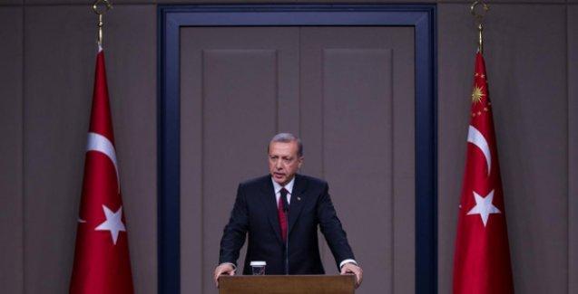 Erdoğan bugün Bakanlar Kurulu'na başkanlık edecek