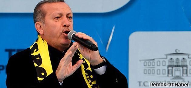 Erdoğan: Bunlar hem terör eylemi yapar...