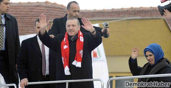 Erdoğan: Çanakkale'deki Vanlı, Urfalı şehitleri görmediler