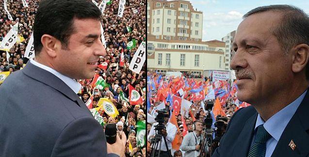 Erdoğan'dan İstanbul'da HDP ile aynı gün aynı saatte miting kararı