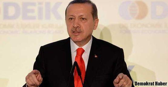 Erdoğan: Ekonominin kuralı üç çocuk