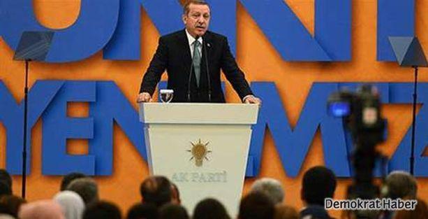 Erdoğan Freedom House'u eleştirdi