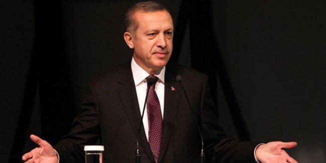 Erdoğan 'Güvenlik Yasası'ndan girdi, 'etek'ten çıktı: 'Ne erkeği ya, niye etek giyiyorsun?'