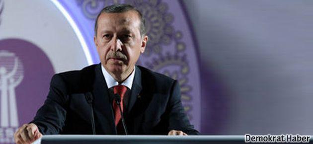 Erdoğan: Gezi'de esnaf hedef alındı