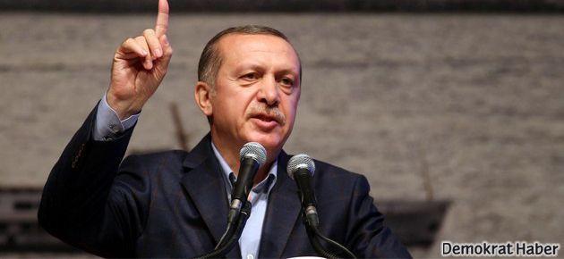 Erdoğan: Gezi'ye değil Hamburg'a bakın