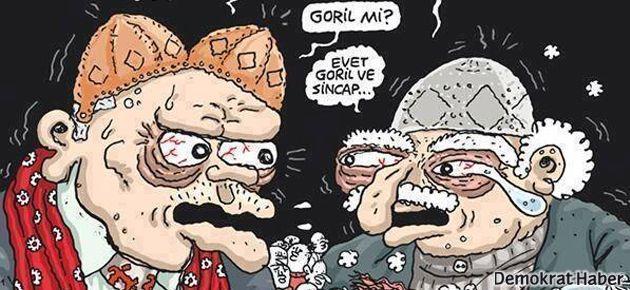 Erdoğan-Gülen kavgası Uykusuz'da