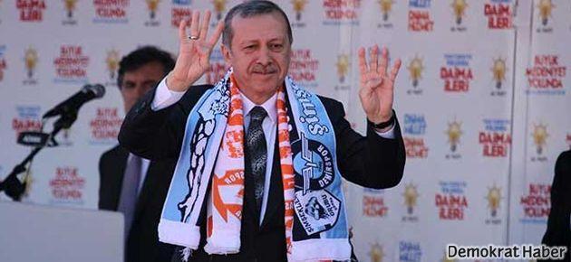 Erdoğan: Gülen yeni Ergenekon'u yönetiyor