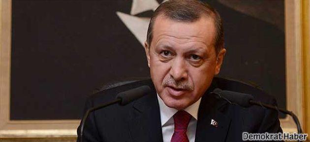 Erdoğan:  Polis görevini yapmıştır, çekilmeyecek