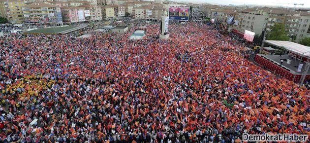 Erdoğan: Hesabı yargıda soracağız,sandıkta soracağız