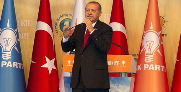 Erdoğan: Hukuk sistemi bir avuç haşhaşinin şantajına bırakılamaz