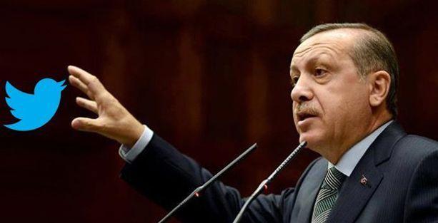 Erdoğan ile ilgili Tweet'e tutuklama!