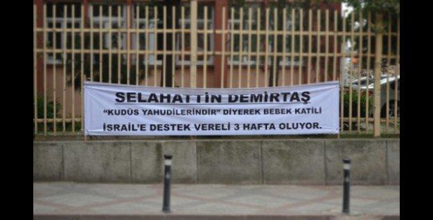 Erdoğan'ın HDP'yi hedef göstermesi sokakta antisemitizmle karşılık buluyor