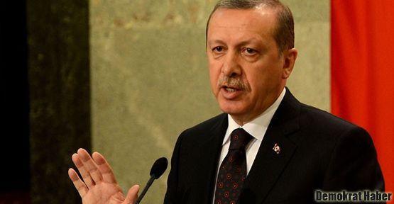 Erdoğan: Kıbrıs diye bir ülke yok!