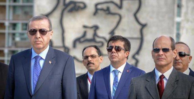 Erdoğan Küba'ya tedaviye gitti iddiası