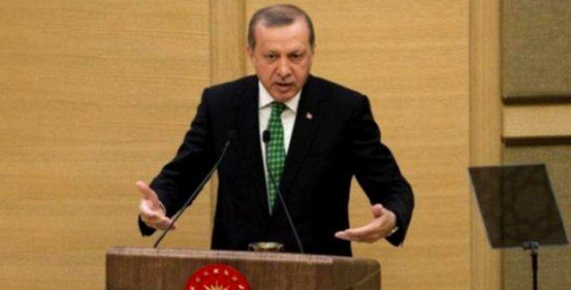 Erdoğan, 'Muhalefet bilmiyor' dedi, kendisi asgari ücreti söyleyemedi