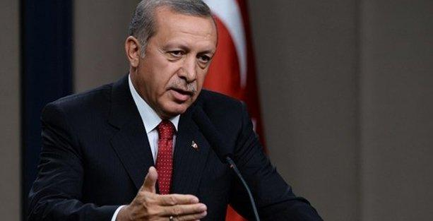 Erdoğan: Niçin varsa yoksa Kobani?