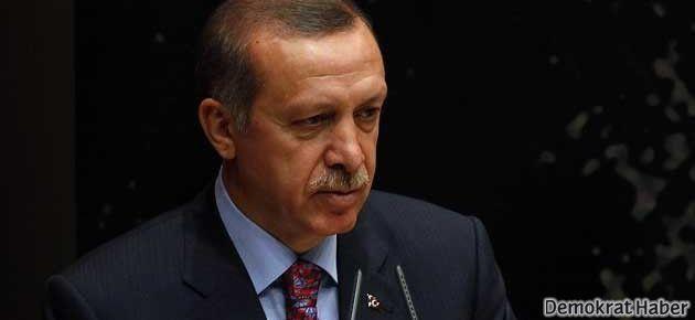 Erdoğan olayların dış bağlantılarını araştırıyor!