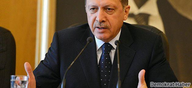 Erdoğan: Operasyonun hedefi benim!