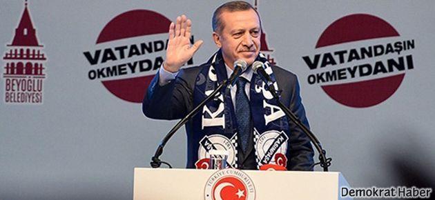 Erdoğan: Örgüt CHP'yi parmağında oynatıyor