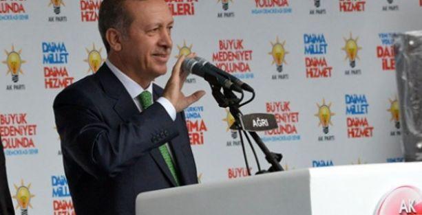Erdoğan: Pensilvanya benim için film hazırlıyormuş