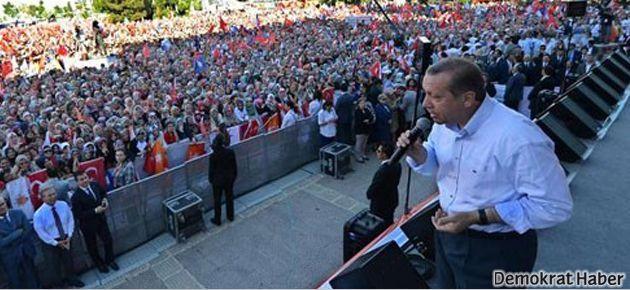 Erdoğan: Polise talimatı ben verdim
