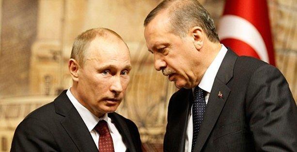 Kremlin: Erdoğan, 30 Kasım'da Putin'le görüşmeyi talep etti
