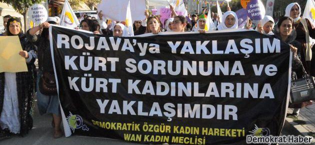 'Erdoğan Rojava için neden ağlamıyor?'