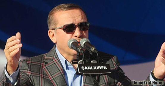Erdoğan: Sanki sadece Kürtlerin sorunu var!