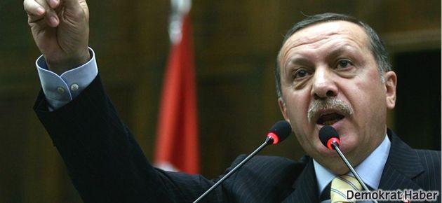 Erdoğan: Bu süreçte TSK yetkiyi bizden alır