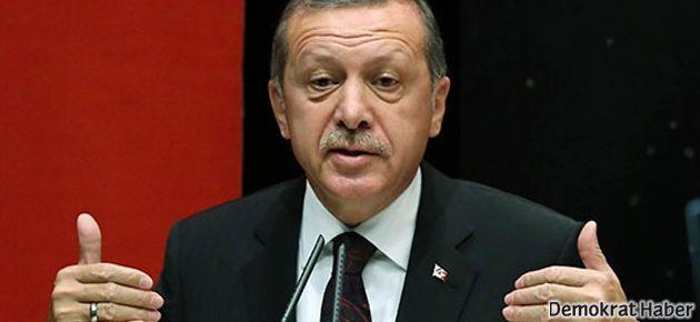 Erdoğan: Taksimden ümidinizi kesin