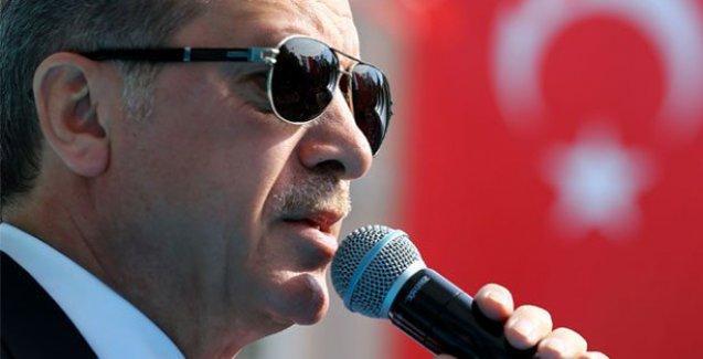 Erdoğan: Tarafsız bir cumhurbaşkanı olmayacağım demiştim