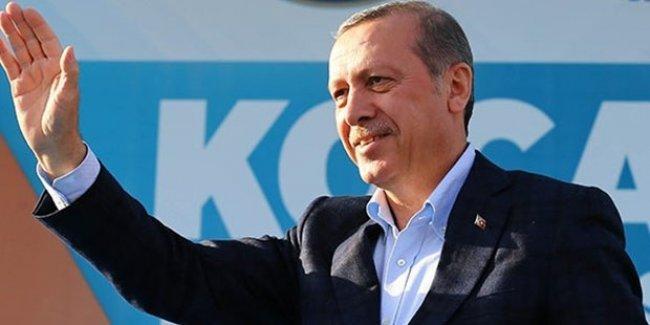 Erdoğan: Terör örgütünün temsilcisi Vatikan'ın sözcüsü olmuş