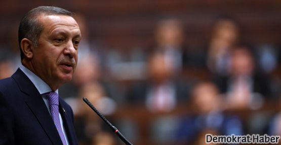 Erdoğan: Türk bayrağının olmaması provokatif yaklaşım