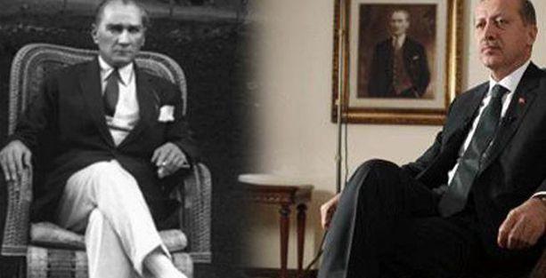 'Erdoğan, Türkiye'yi Atatürk'ten daha uzun yönetecek'