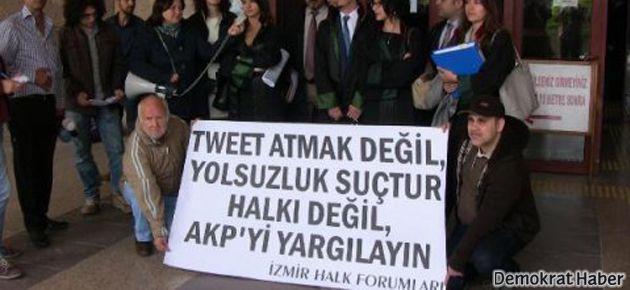 Erdoğan Twitter davasına müdahil oldu
