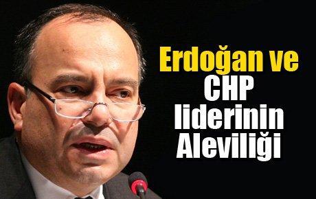 Erdoğan ve CHP liderinin Aleviliği