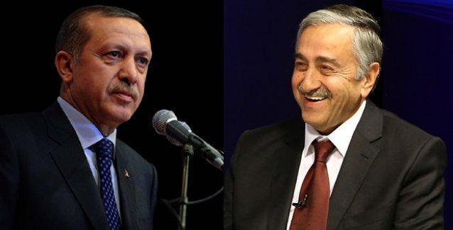 Erdoğan, 'Yavru vatan' dedi, Akıncı'dan anında yanıt geldi: 'Hep yavru mu kalalım?'
