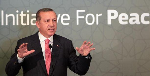 Erdoğan'a göre; HDP 'parlamenter sistem içerisinde yer almamalı'!