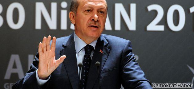Erdoğan'a sunulan son anket