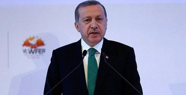 Erdoğan'dan 'Silah bırakma çağrısı gelebilir' açıklaması
