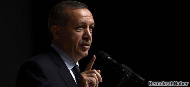 Erdoğan'dan '1920'deki Cumhuriyet ruhu' vurgusu