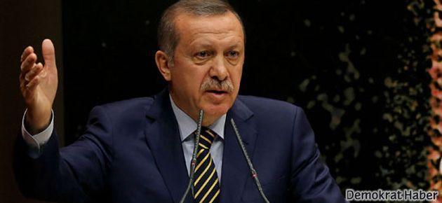 Erdoğan'dan 5 isme suç duyurusu