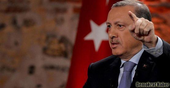 Erdoğan'dan akademisyenlere açık tehdit!